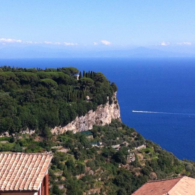 Amalfi Coast Travel Nel Blu Dipinto di Blu
