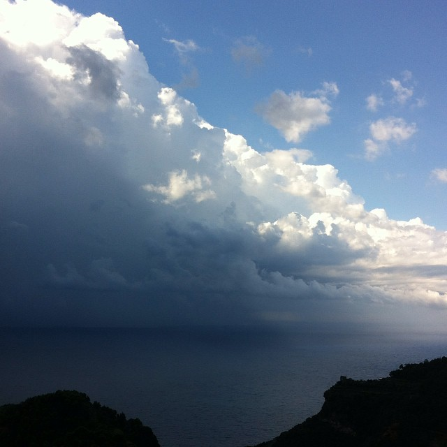Sunshine after the storm. #AmalfiCoast #ig_amalficoast #italy #thisisitaly #browsingitaly