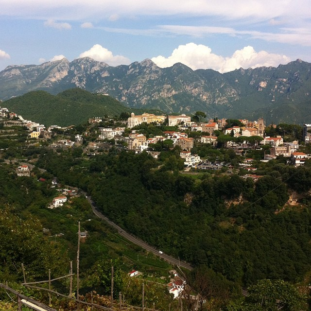 The road to #Ravello. #AmalfiCoast #ig_amalficoast #italy