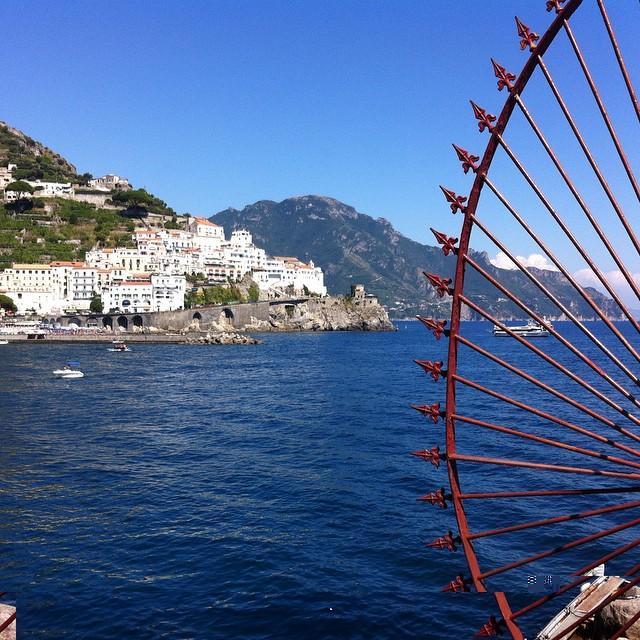 Why, hello #Amalfi! #AmalfiCoast #ig_amalficoast #travel #thisisitaly #browsingitaly #cntraveler #natgeotravelpic #italy