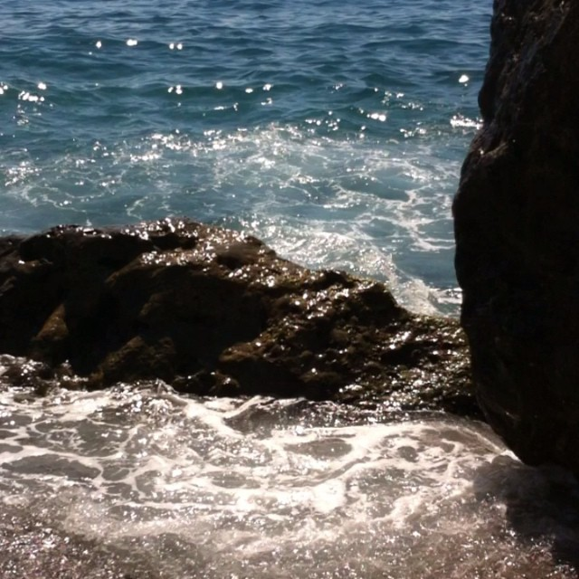 I had fun this morning at the beach in #Amalfi with #hyperlapse from @instagram.