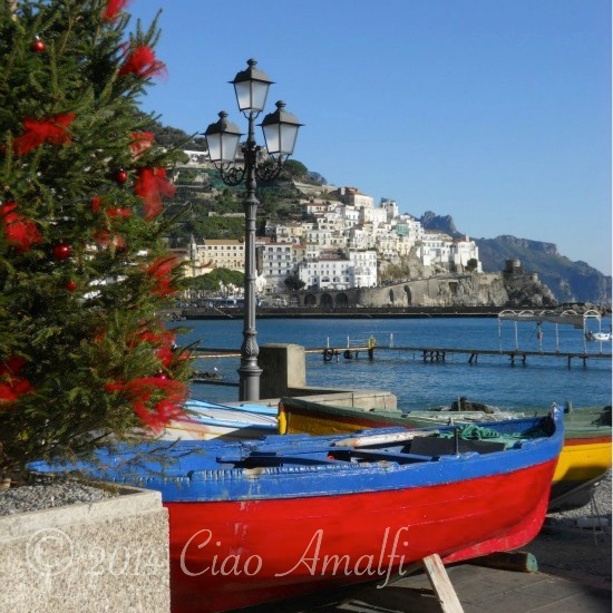Amalfi Coast Holiday Gift Guide
