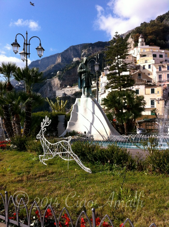 Amalfi Coast Travel Christmas Flavio Gioia