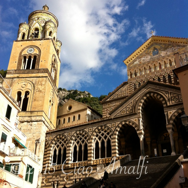 Amalfi Coast Travel Cathedral of St Andrew