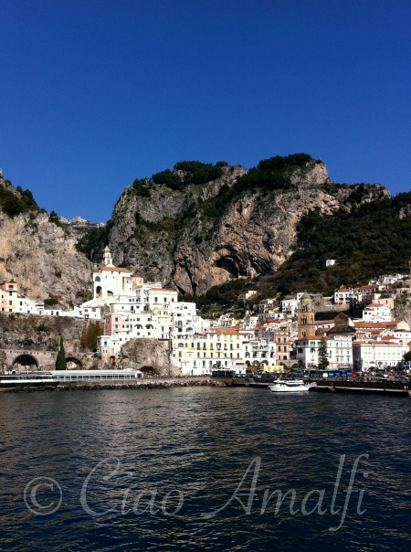 Amalfi Coast Travel Architecture