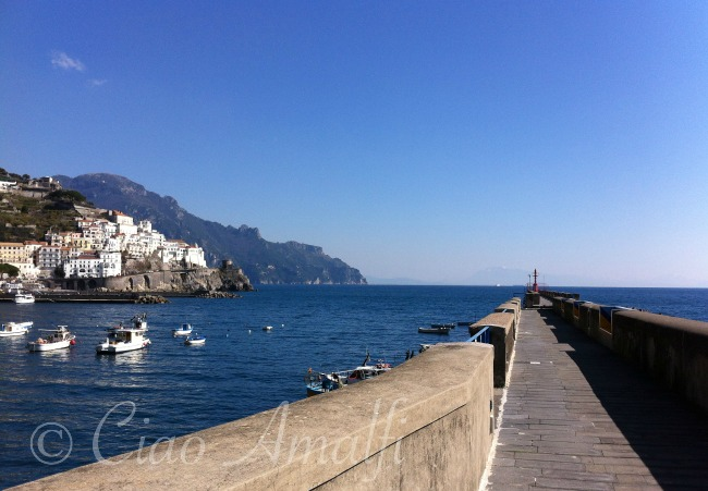 Amalfi Coast Travel Walking