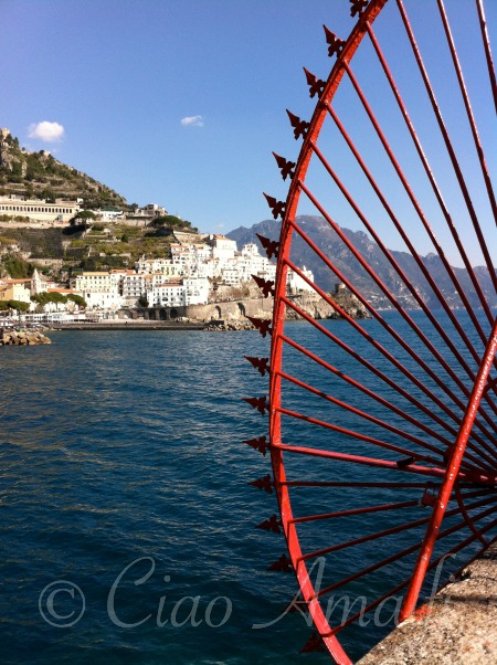 Amalfi Coast Travel Winter Sunshine