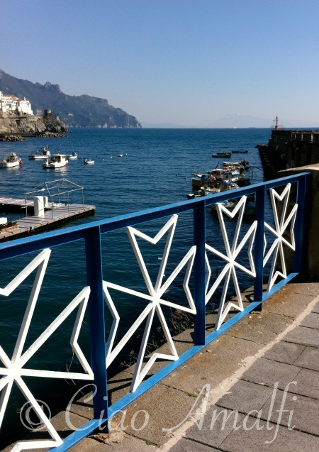 Amalfi Coast Travel Winter Walk