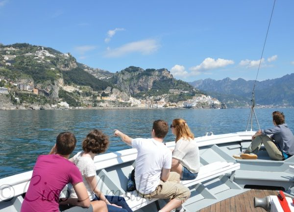 Amalfi Coast Travel Ferry Scedule