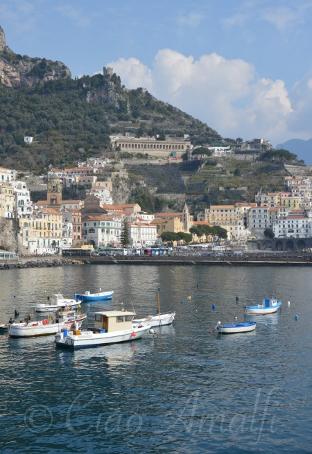 Amalfi Coast Travel Spring Reflections