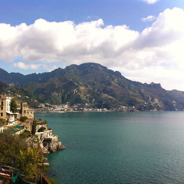 A lovely day for being out and about! #amalficoast #italy