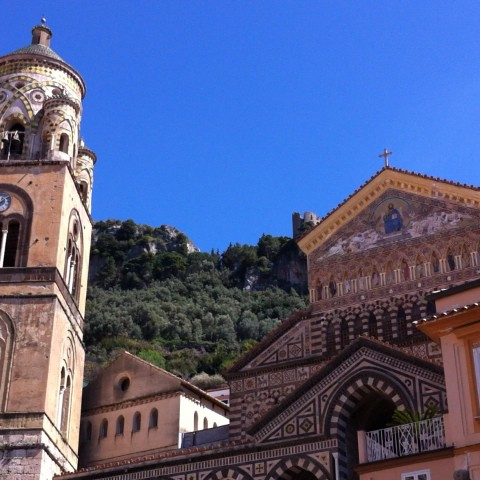 Good morning...it's Monday! #amalfi