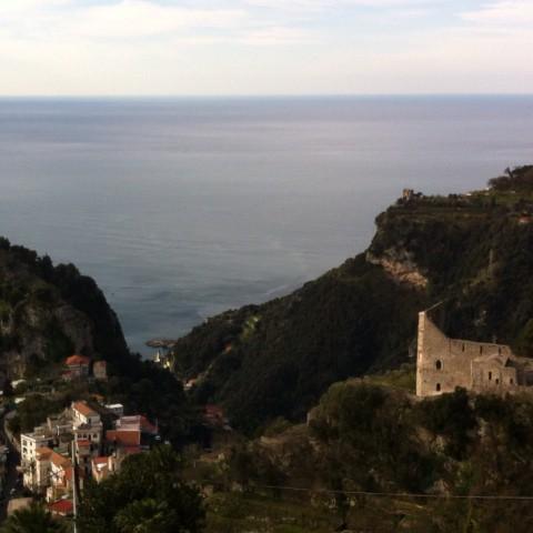 Domenica delle palme church bells. #amalficoast