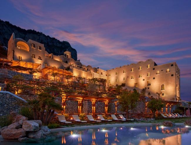 Amalfi Coast Hotel Monastero Santa Rosa Conca dei Marini
