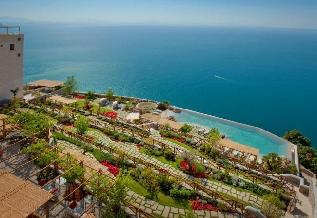 Amalfi Coast Luxury Hotel Monastero Santa Rosa