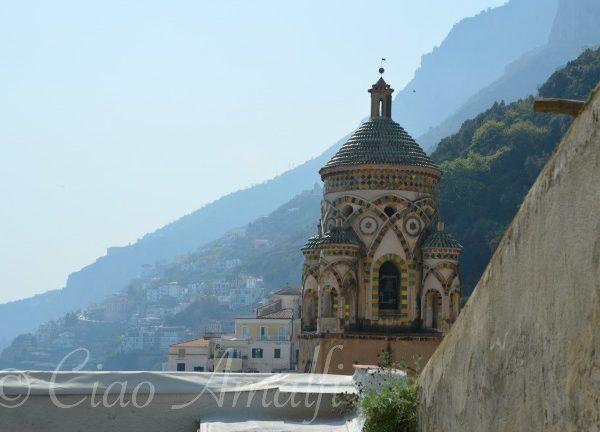 Amalfi Coast Travel Duomo Campanile