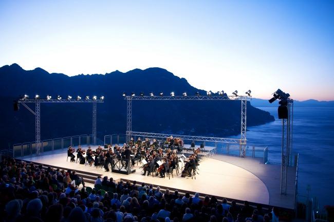 Ravello Festival 2015 Photo by Roberto Vuilleumier