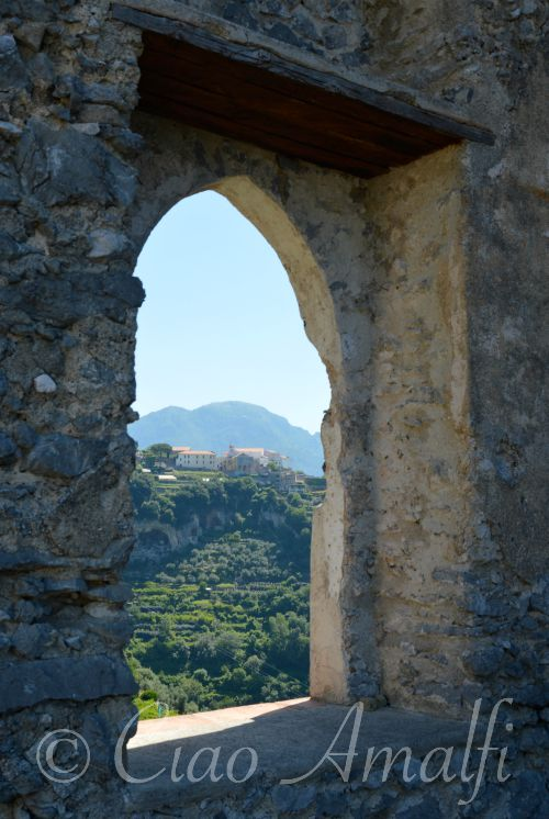 Amalfi Coast Travel Ravello from Sant Eustachio
