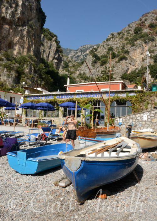 Ciao Amalfi Marina di Praia Beach 1