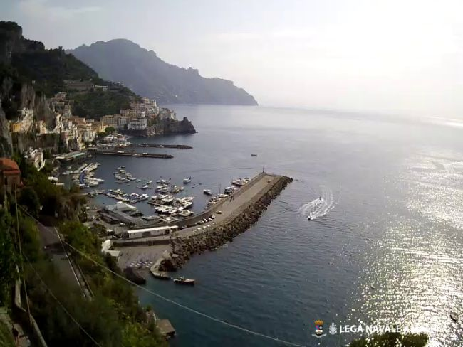 Amalfi Webcam Live Streaming