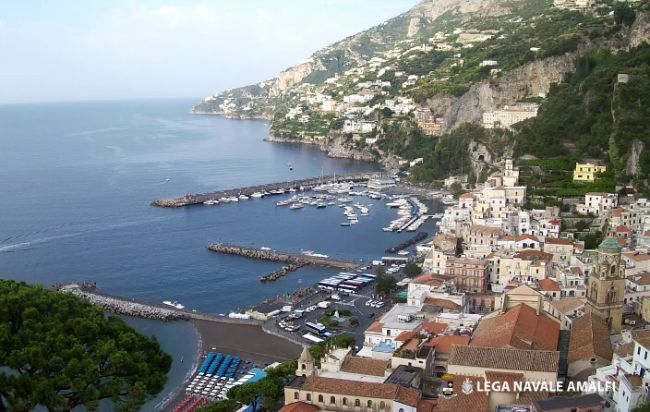 Amalfi Coast Webcams