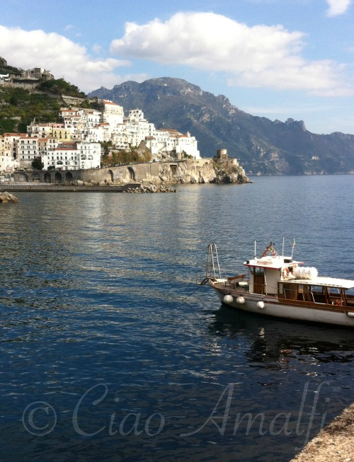 Amalfi Coast Travel November