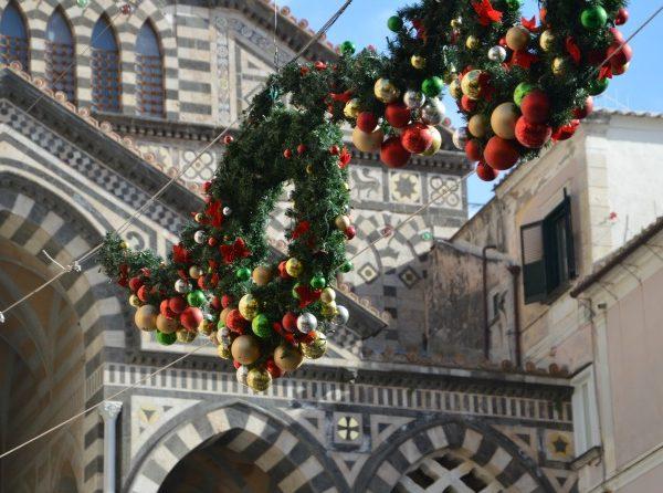 Christmas Scenes in Amalfi