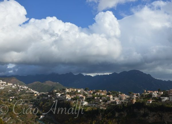 Amalfi Coast Travel Winter Weather Ravello