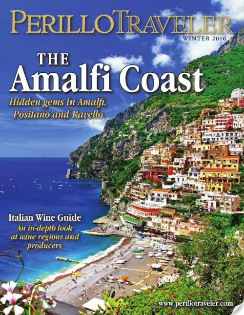 Perillo Traveler Amalfi Coast Winter 2016