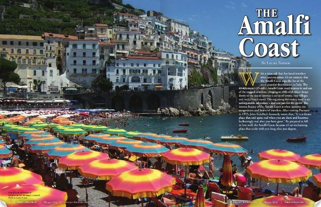 Perillo Traveler The Amalfi Coast