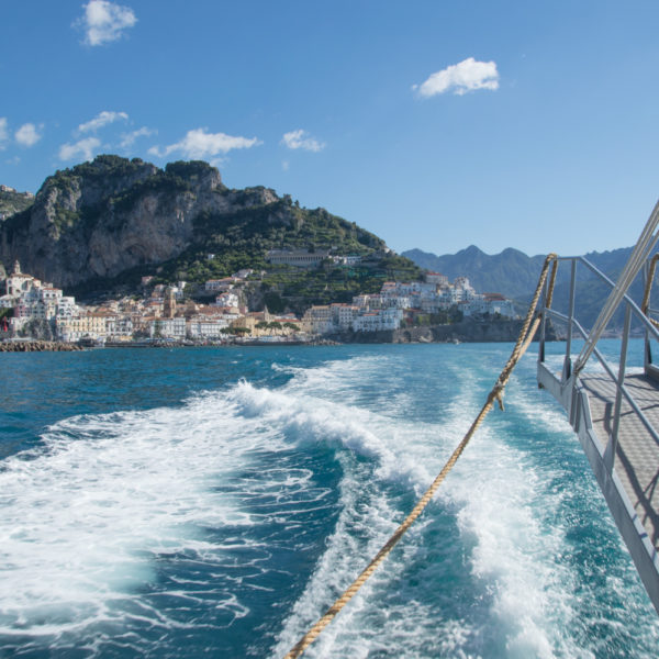 Amalfi Coast Ferry Schedule 2016
