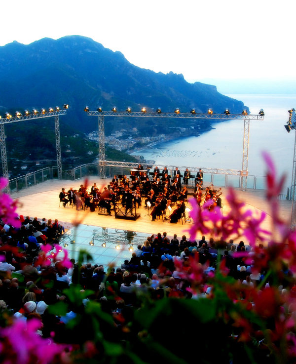 Ravello Festival Program for 2016
