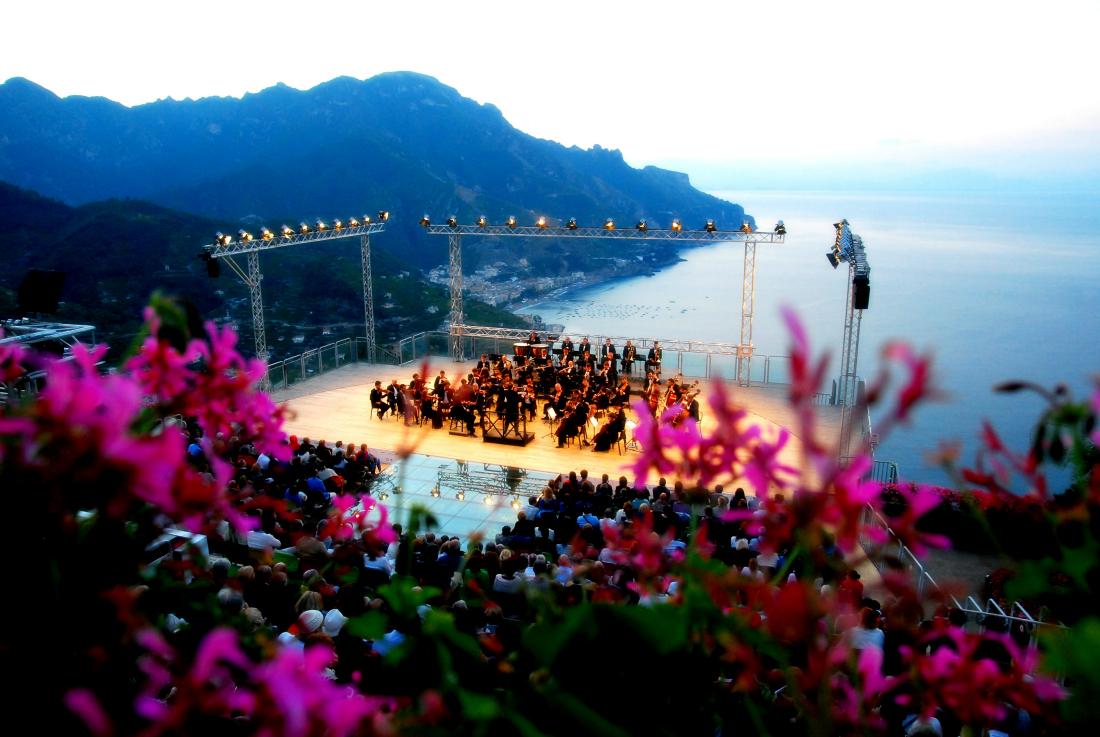Amalfi Coast Travel Ravello Festival Pino Izzo
