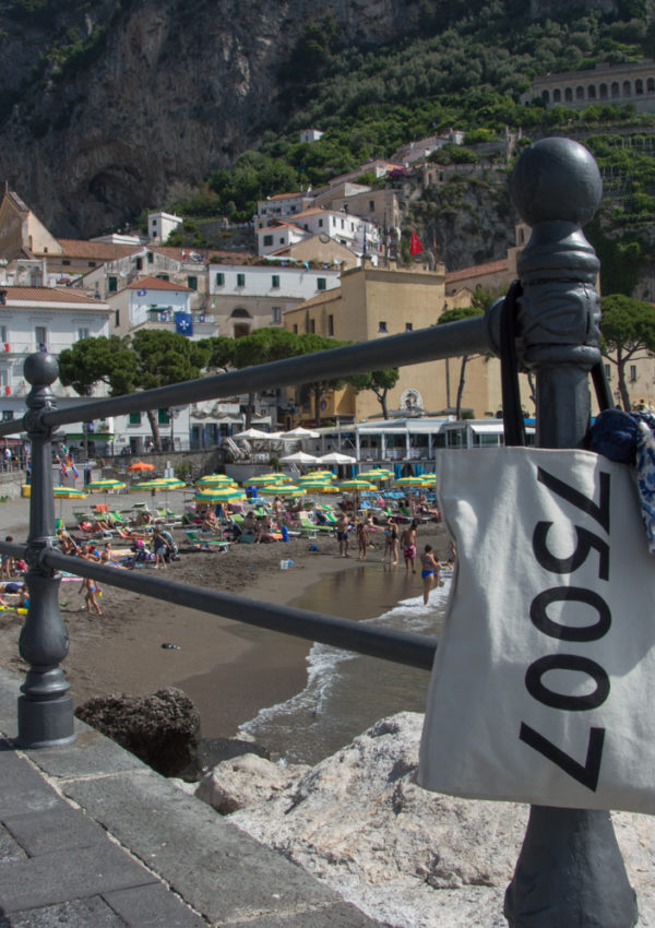 My New Kasia Dietz Handbag in Amalfi