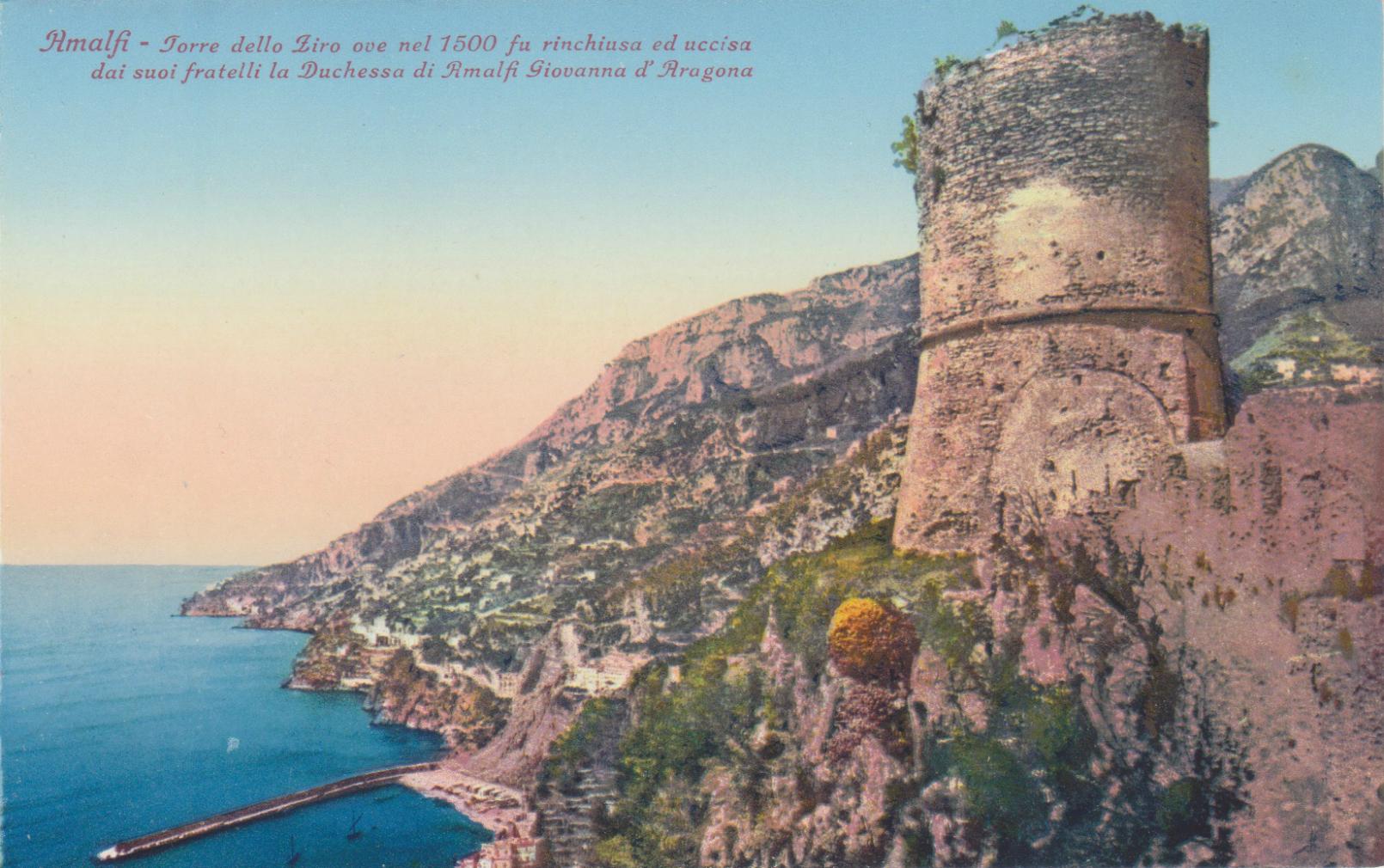 ciao-amalfi-torre-dello-ziro-postcard-ernesto-samaritani
