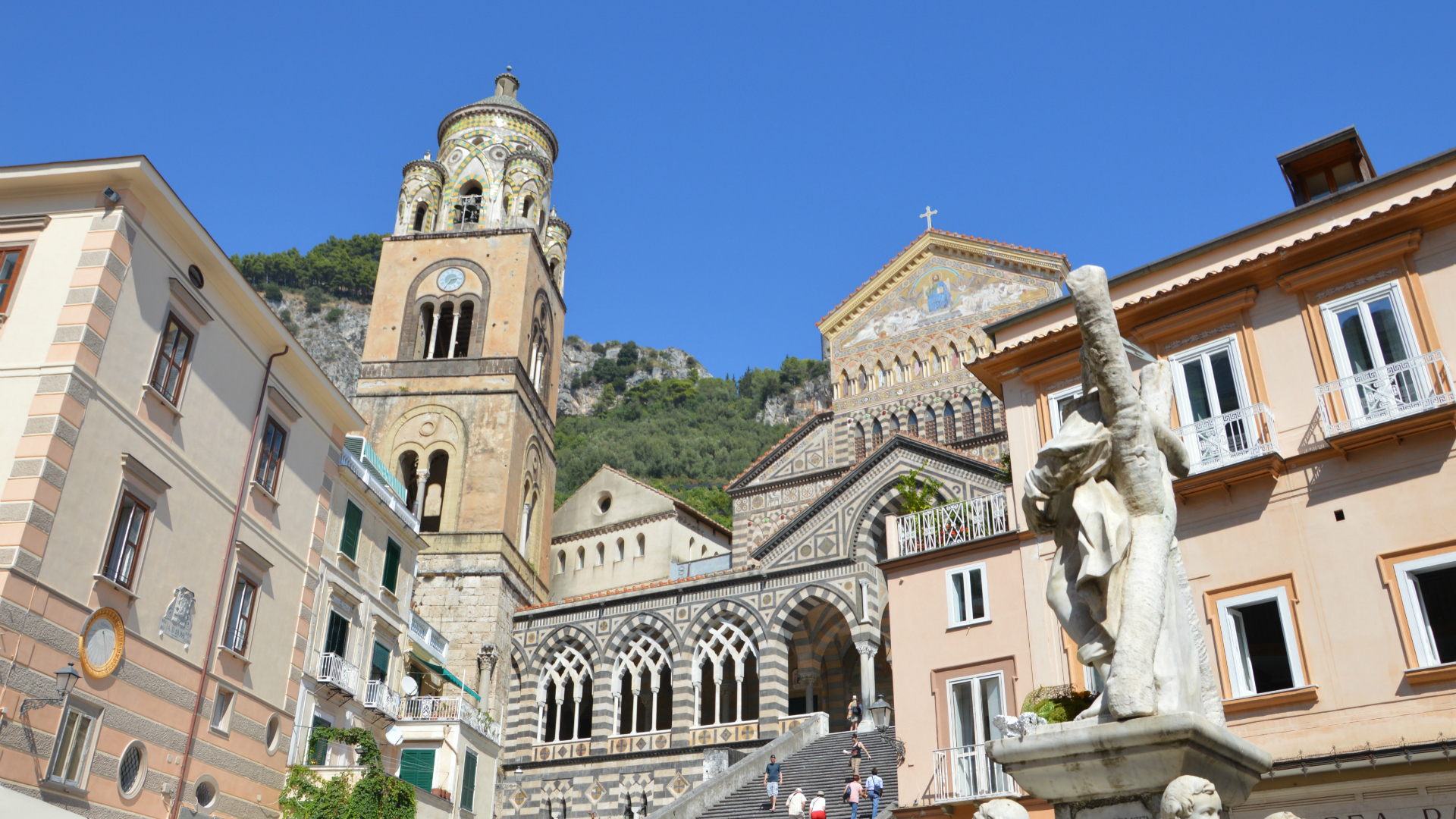 Experience the Amalfi Coast