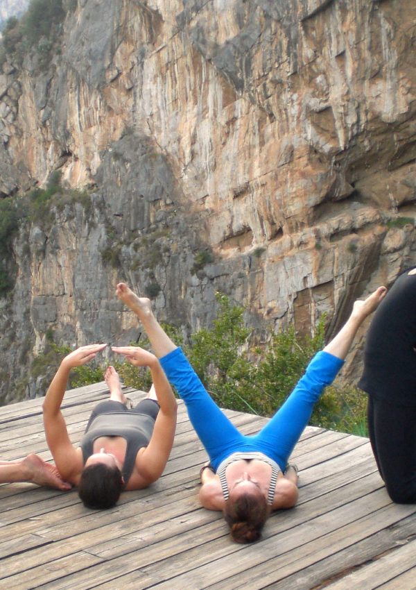 Get Your Move On in Positano with a Yoga Retreat!