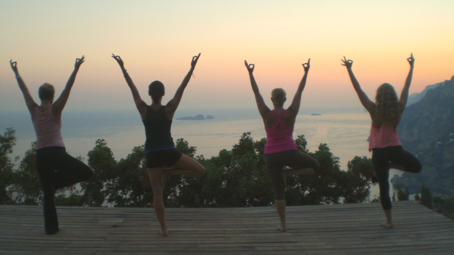 Positano Yoga Retreat