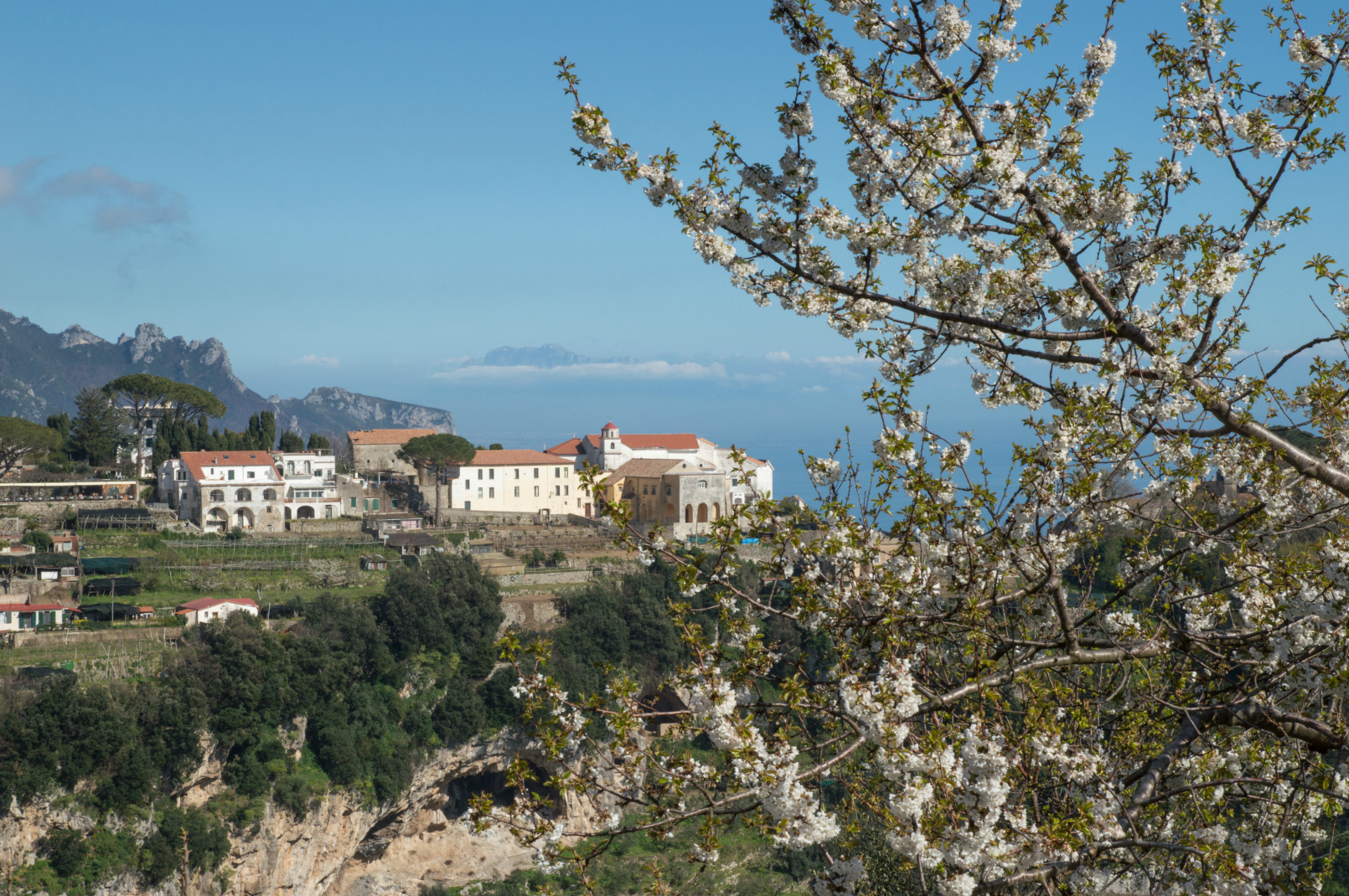 Ravello and Spring on the Amalfi Coast