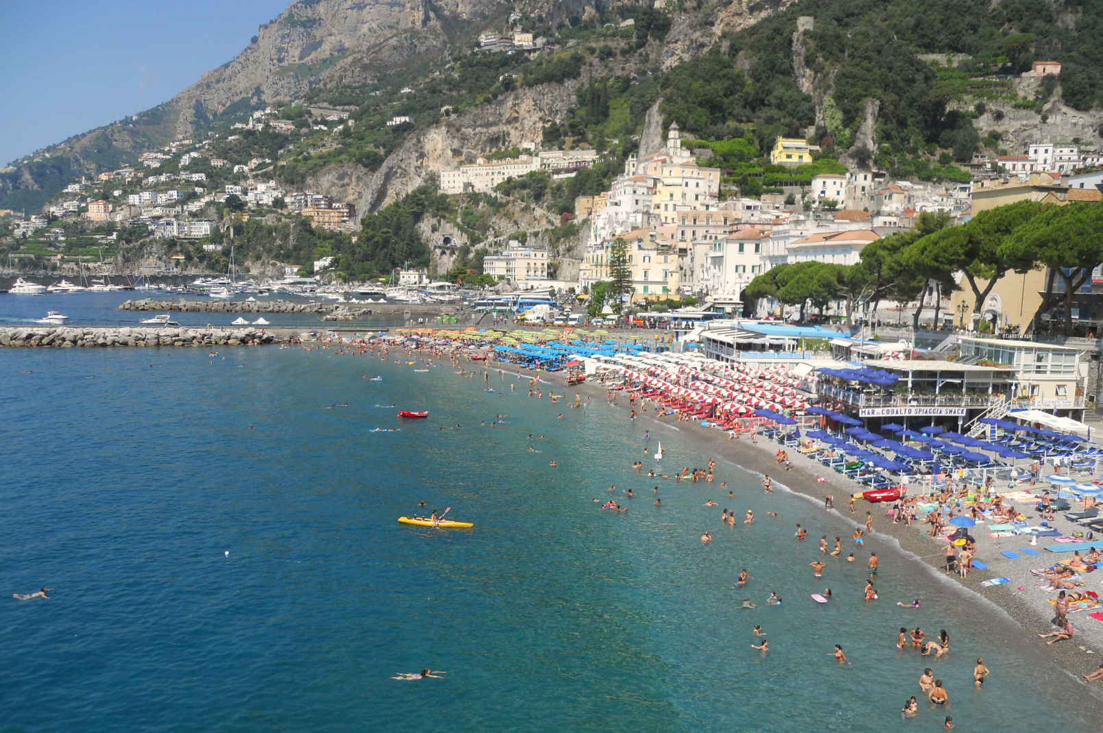 Romantic Spots on the Amalfi Coast Guide