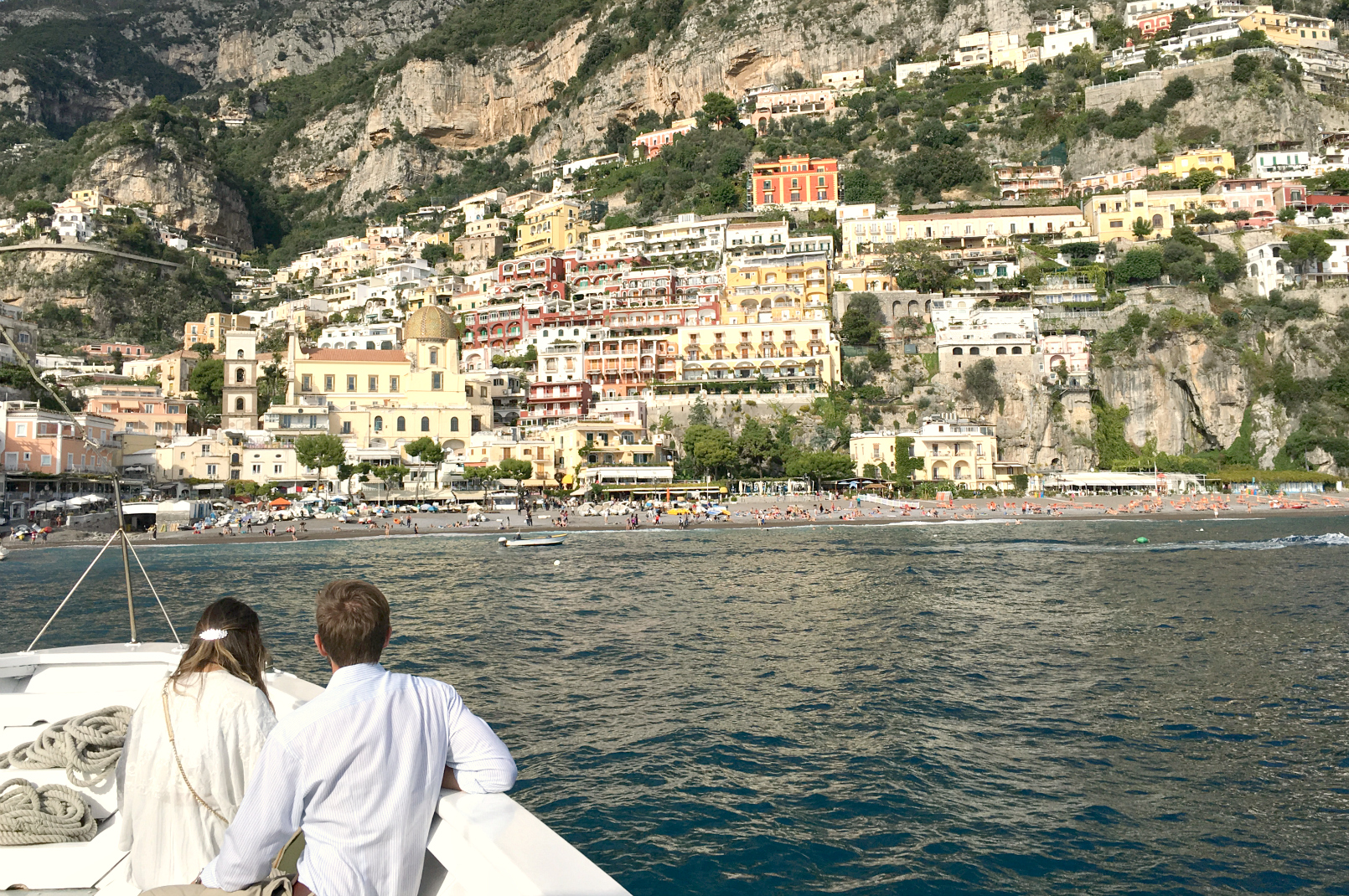 Romantic Spots in Positano