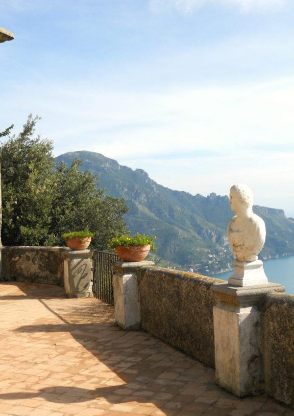 Villa Cimbrone - Romantic Spots in Ravello