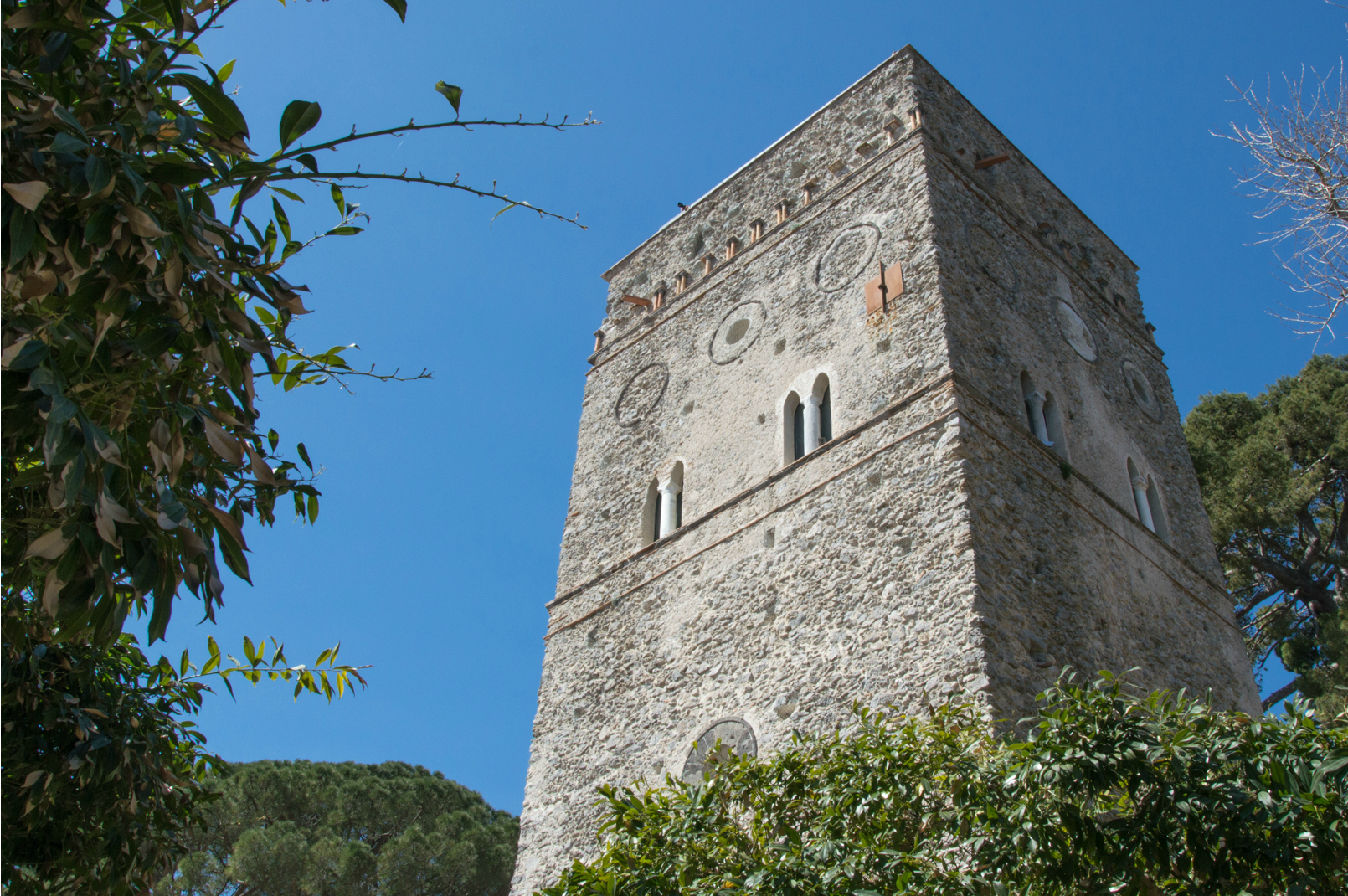 Ravello Torre Maggiore at Villa Rufolo