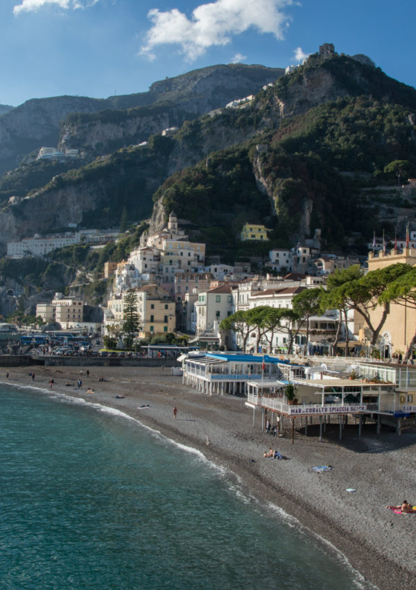 """L'Estate di San Martino"" in Amalfi"