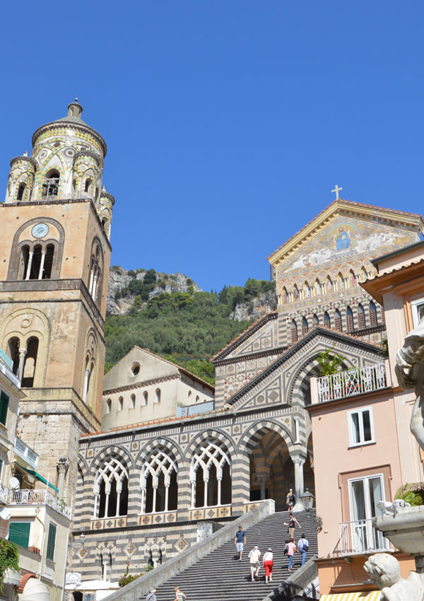 The Duomo of Amalfi Project
