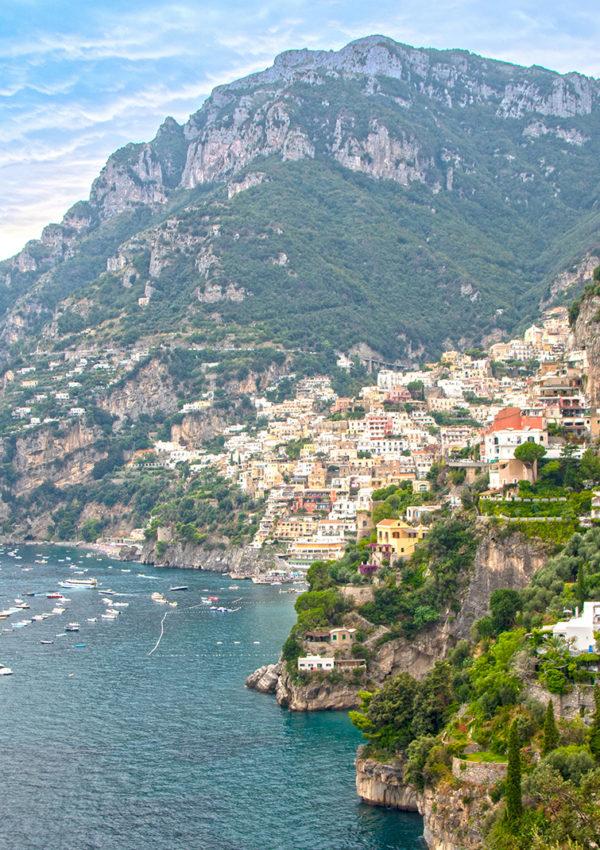 Amalfi Coast Luxury Hotels Raise Money to Fight Covid-19