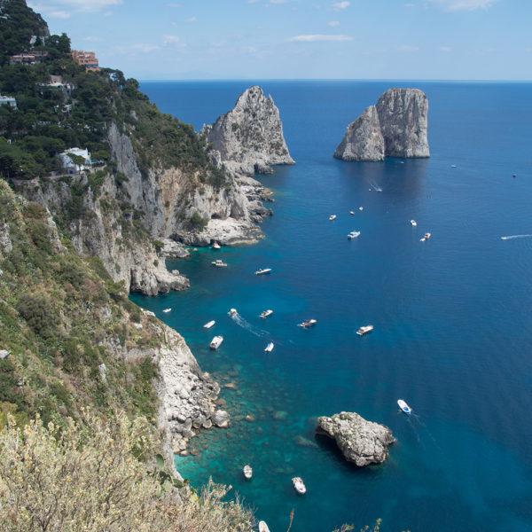 Dream of Italy Capri Special Report