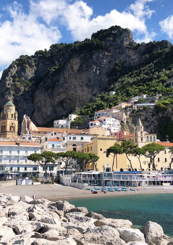 Amalfi Coast Tourism Restarts