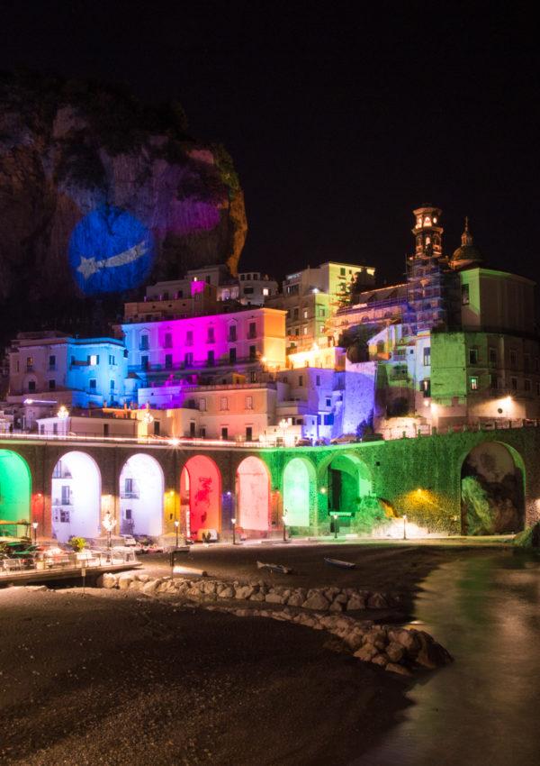 Happy Holidays from Amalfi