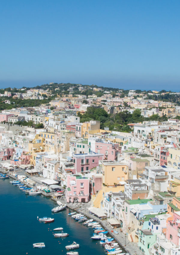Procida Wins the Italian Capital of Culture for 2022!